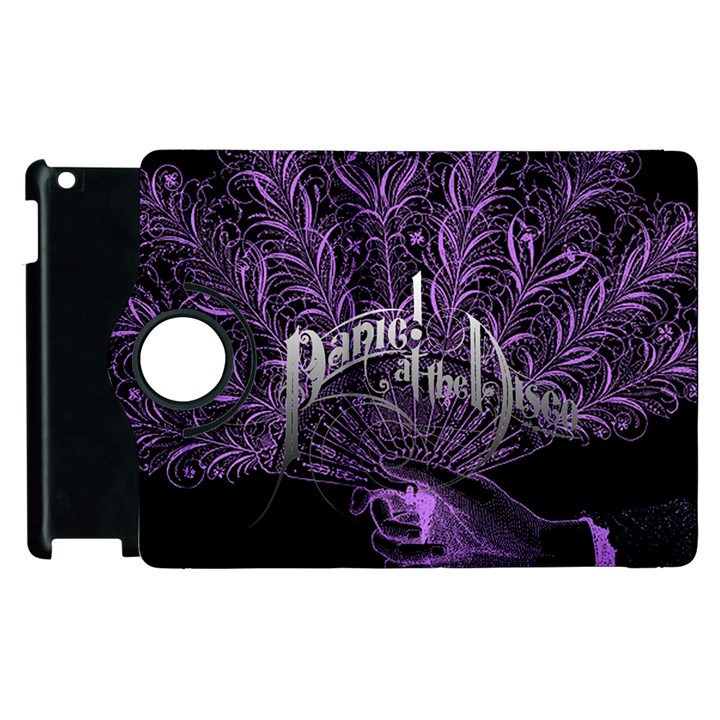 Panic At The Disco Apple iPad 3/4 Flip 360 Case