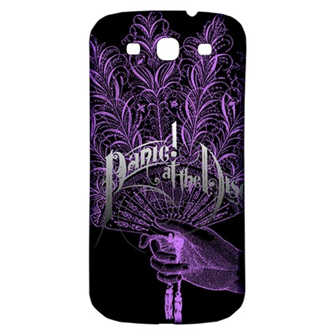 Panic At The Disco Samsung Galaxy S3 S III Classic Hardshell Back Case