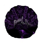 Panic At The Disco Standard 15  Premium Round Cushions Back