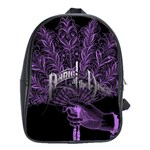 Panic At The Disco School Bags (XL)  Front