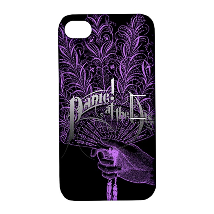Panic At The Disco Apple iPhone 4/4S Hardshell Case with Stand