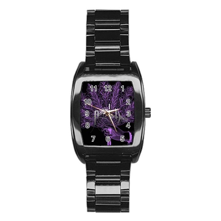 Panic At The Disco Stainless Steel Barrel Watch