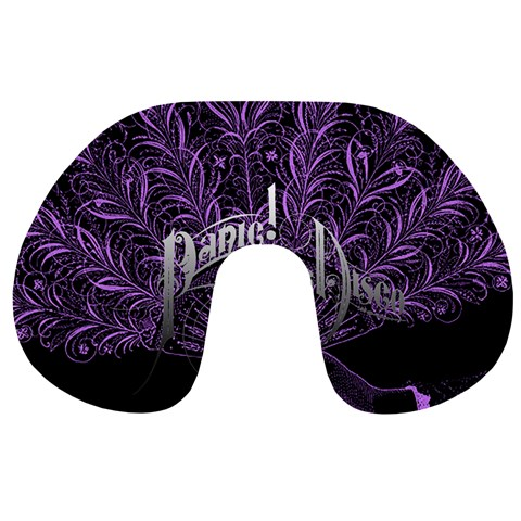 Panic At The Disco Travel Neck Pillows