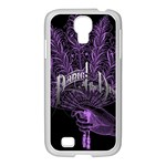Panic At The Disco Samsung GALAXY S4 I9500/ I9505 Case (White) Front