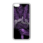 Panic At The Disco Apple iPhone 5C Seamless Case (White) Front