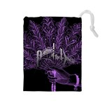 Panic At The Disco Drawstring Pouches (Large)  Front