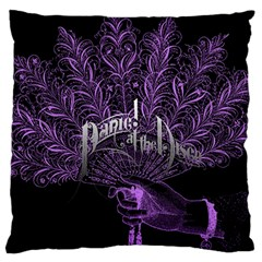 Panic At The Disco Standard Flano Cushion Case (two Sides)