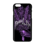 Panic At The Disco Apple iPhone 6/6S Black Enamel Case Front