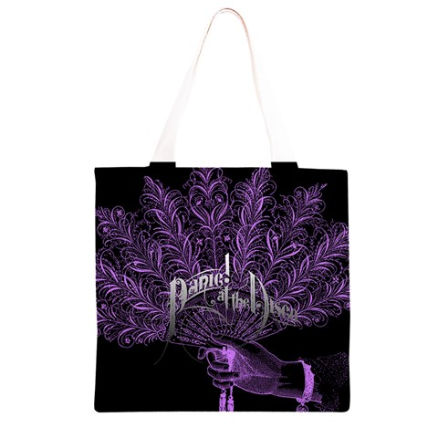 Panic At The Disco Grocery Light Tote Bag