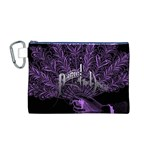 Panic At The Disco Canvas Cosmetic Bag (M) Front
