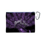 Panic At The Disco Canvas Cosmetic Bag (M) Back