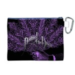 Panic At The Disco Canvas Cosmetic Bag (XL) Back