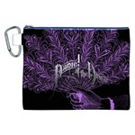 Panic At The Disco Canvas Cosmetic Bag (XXL) Front