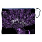Panic At The Disco Canvas Cosmetic Bag (XXL) Back