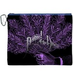 Panic At The Disco Canvas Cosmetic Bag (XXXL) Front