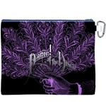 Panic At The Disco Canvas Cosmetic Bag (XXXL) Back