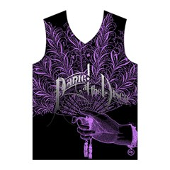 Panic At The Disco Men s Basketball Tank Top