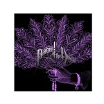 Panic At The Disco Small Satin Scarf (Square) Front