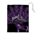 Panic At The Disco Drawstring Pouches (Extra Large) Front