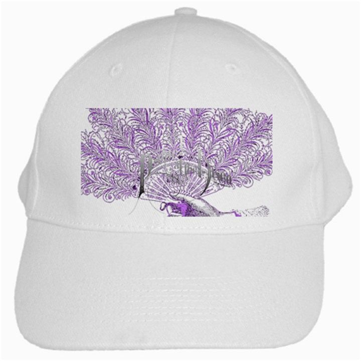 Panic At The Disco White Cap