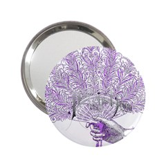 Panic At The Disco 2.25  Handbag Mirrors