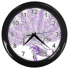 Panic At The Disco Wall Clocks (Black)