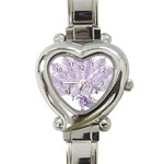 Panic At The Disco Heart Italian Charm Watch Front