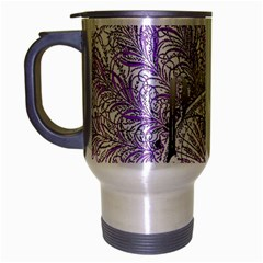 Panic At The Disco Travel Mug (Silver Gray)