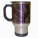 Panic At The Disco Travel Mug (Silver Gray) Left