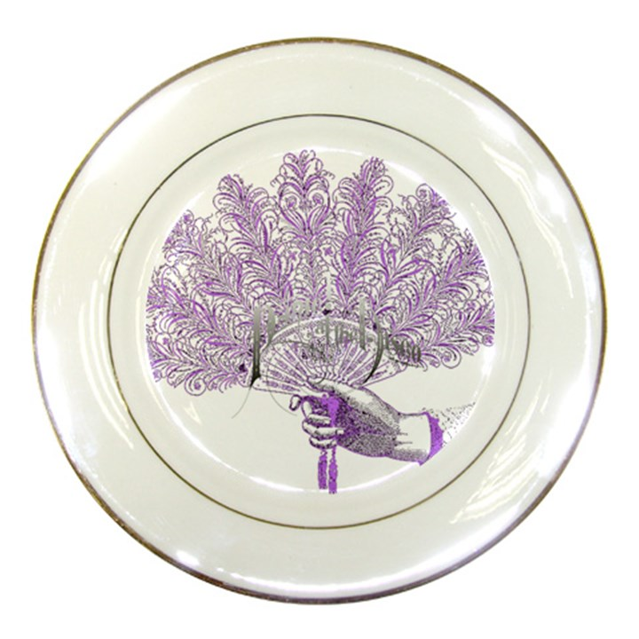 Panic At The Disco Porcelain Plates