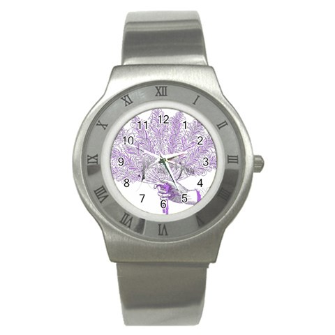 Panic At The Disco Stainless Steel Watch