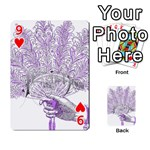 Panic At The Disco Playing Cards 54 Designs  Front - Heart9