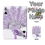 Panic At The Disco Playing Cards 54 Designs  Front - Spade6