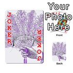 Panic At The Disco Playing Cards 54 Designs  Front - Joker2