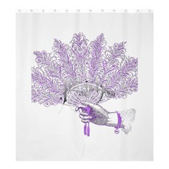 Panic At The Disco Shower Curtain 66  x 72  (Large)