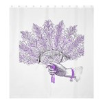 Panic At The Disco Shower Curtain 66  x 72  (Large)  58.75 x64.8 Curtain