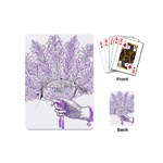 Panic At The Disco Playing Cards (Mini)  Back