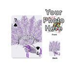 Panic At The Disco Playing Cards 54 (Mini)  Front - Spade7