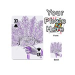 Panic At The Disco Playing Cards 54 (Mini)  Front - Spade10