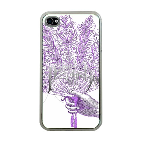 Panic At The Disco Apple iPhone 4 Case (Clear)