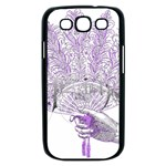 Panic At The Disco Samsung Galaxy S III Case (Black) Front