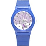 Panic At The Disco Round Plastic Sport Watch (S) Front