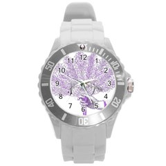 Panic At The Disco Round Plastic Sport Watch (l)
