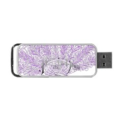 Panic At The Disco Portable USB Flash (One Side)