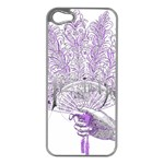 Panic At The Disco Apple iPhone 5 Case (Silver) Front