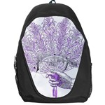 Panic At The Disco Backpack Bag Front