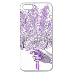 Panic At The Disco Apple Seamless iPhone 5 Case (Clear)