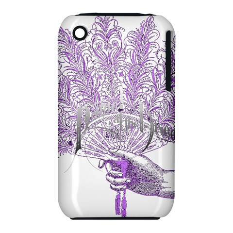 Panic At The Disco Apple iPhone 3G/3GS Hardshell Case (PC+Silicone)