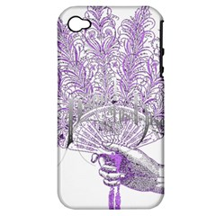 Panic At The Disco Apple iPhone 4/4S Hardshell Case (PC+Silicone)