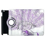Panic At The Disco Apple iPad 3/4 Flip 360 Case Front